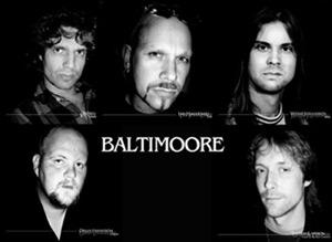 Baltimoore (clockwise from left: Björn Lodin, Ian Hauglund, Weine Johansson, Thomas Larsson, and Örjan Fernström
