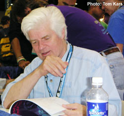 Roger Dean (photo: Tom Karr)