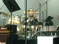 Nick D'Virgilio at NEARfest 2004