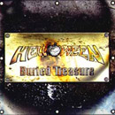 Helloween - Treasure Chest - Buried Treasure bonus disk