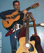 Raimundo Rodulfo (photo: Anabella Delgado)