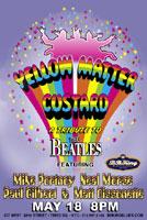 Yellow Matter Custard May 18, 2003 concert poster